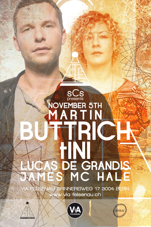 Martin Buttrich & tINI - @Via Felsnau
