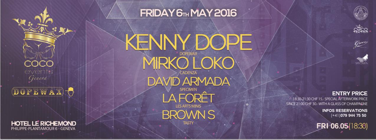 Kenny Dope & Mirko Loko
