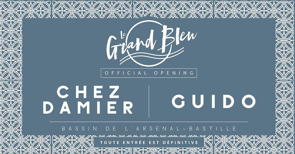 Chez Damier & Guido - @Grand Bleu